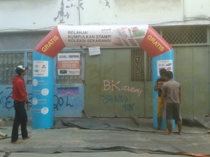 Balon Gate Vivo 3 x 5